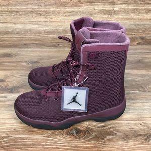 New Air Jordan Future Boot Night Maroon Mens Sz 10
